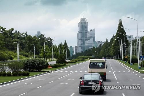 朝鲜计划在平壤建造大型展览馆及高层酒店