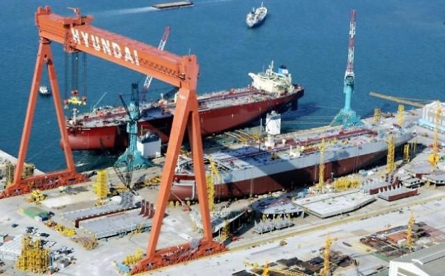 韩造船业形势转好 11月韩企景气指数BSI上升