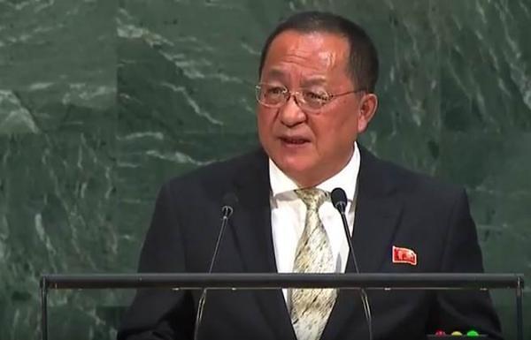 消息:美国要求朝鲜更换李勇浩为高级别会谈代表