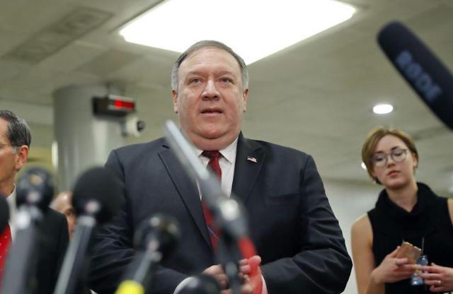 美国务卿:期待朝美高级别会谈近期举行