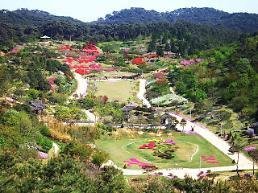 .走进忠清南道 领略韩国自然风光.