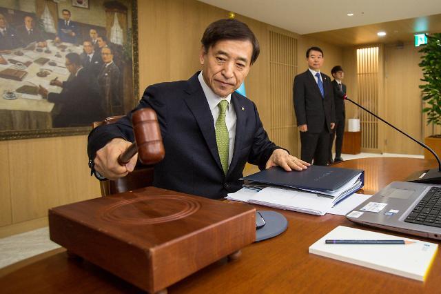 韩央行上调基准利率至1.75% 业界喜忧参半