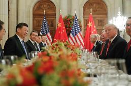 .中美同意停止相互加征新的关税 中方支持朝美再次举行首脑会谈.