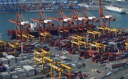 .韩国11月出口额虽增加 但对华贸易增幅却为负.