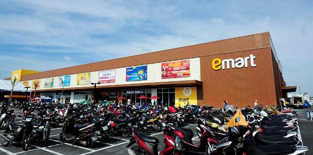 韩国连锁企业投奔越南市场 乐天玛特等欲大展拳脚