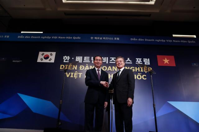 한-아세안 2000억 달러 꿈 실현...베트남 교두보 통한 전략적 파트너십 관건