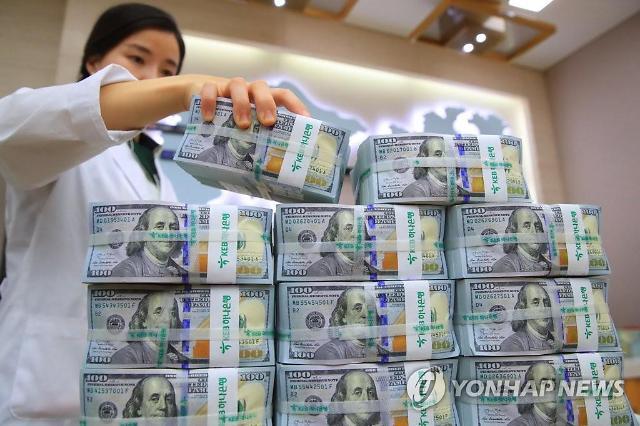 韩11月外储环比微增2.4亿美元