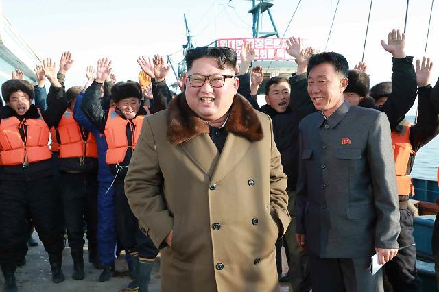 青瓦台:金正恩能否回访取决于朝方的决断