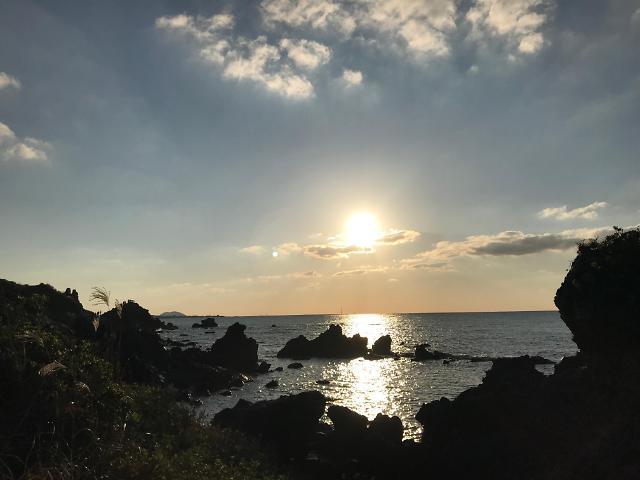 [주말 길 여행] 제주 한담해안산책로,효리네 민박 이효리가 걷던 1.2km..빅뱅의 지드래곤 카페도