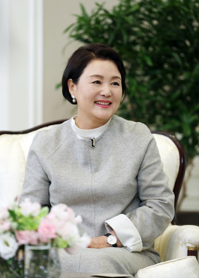 第一夫人出演韩综昨日播出