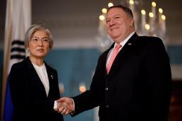 .韩美外长华盛顿举行会谈 商讨朝核问题.