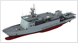 . Daewoo shipyard sings contract to build new submarine rescue ship.