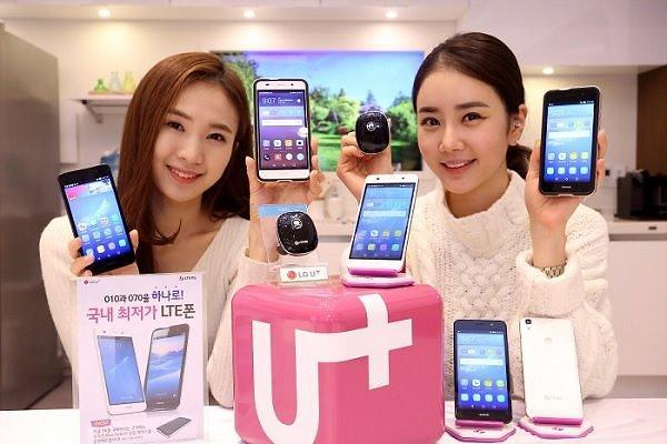 中国智能手机在韩销量翻一番 超强性价比吸引年轻消费者