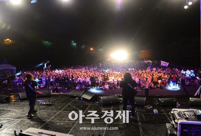 동두천 락페스티벌, 경기도 대표 관광축제 선정