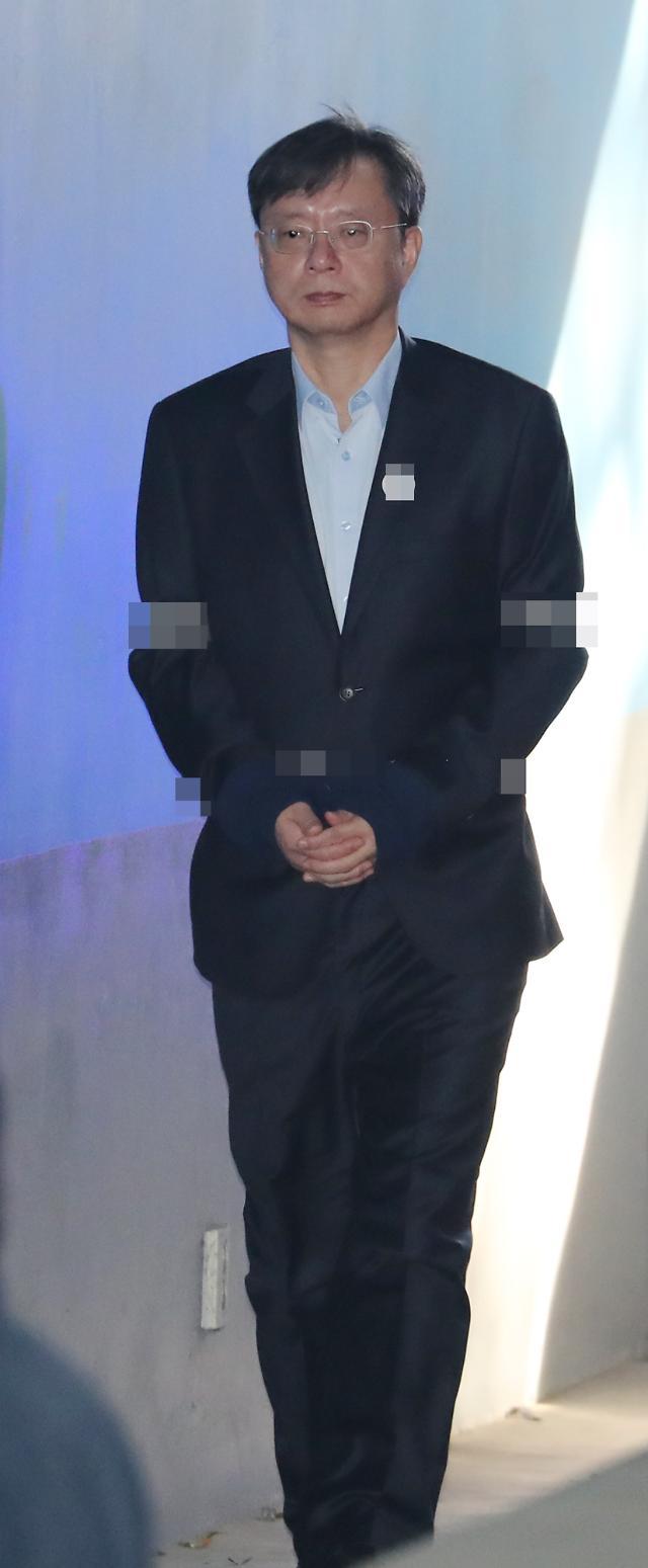 우병우 '불법사찰' 징역 1년 6개월…총 형량 4년으로 늘어