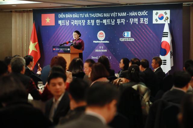 """""""한국 기업에 유리한 경영 환경 만들것...베트남 민영화에도 참여 가능"""""""