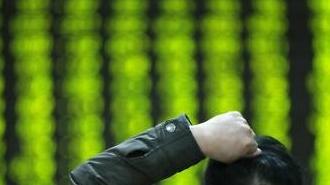 [중국증시] 상하이종합, 경제 지표 부진 속 2600선 붕괴