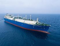 大宇造船海洋、LNG運搬船1隻受注…受注目標の85%達成