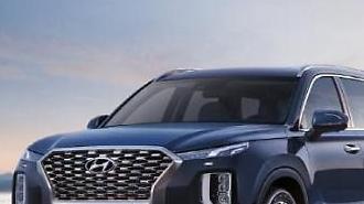 현대차, 팰리세이드 국내 본격 출시...가격·출고일은?