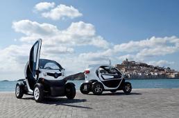 .雷诺三星釜山工厂明年将产电动车.