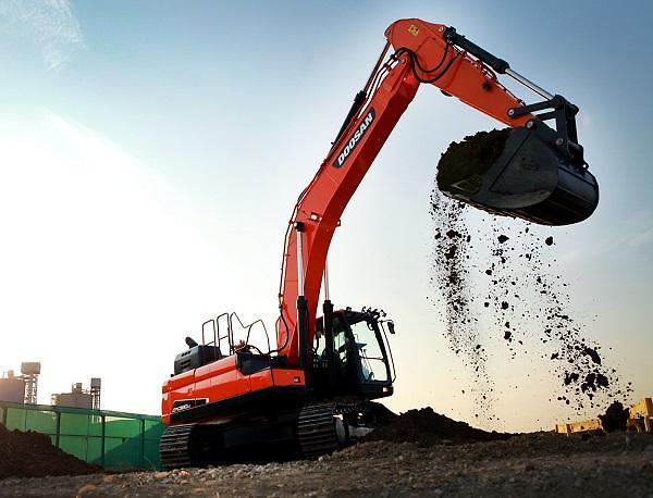 高新技术加持 韩国挖掘机全球市场表现亮眼