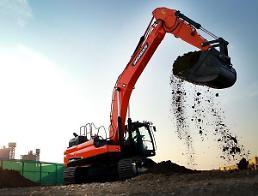 .高新技术加持 韩国挖掘机全球市场表现亮眼 .
