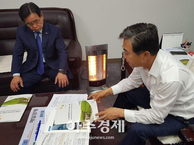 서천군, 2019년 정부예산 2055억 원 확보 성공!