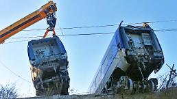 .韩国高铁脱轨竟是人祸导致 线路装反了!.