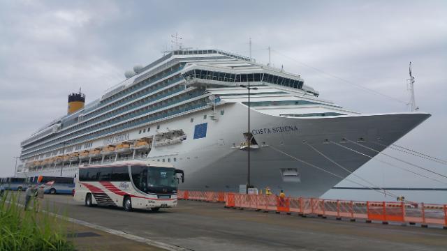 韩国最大邮轮港明年4月投入使用