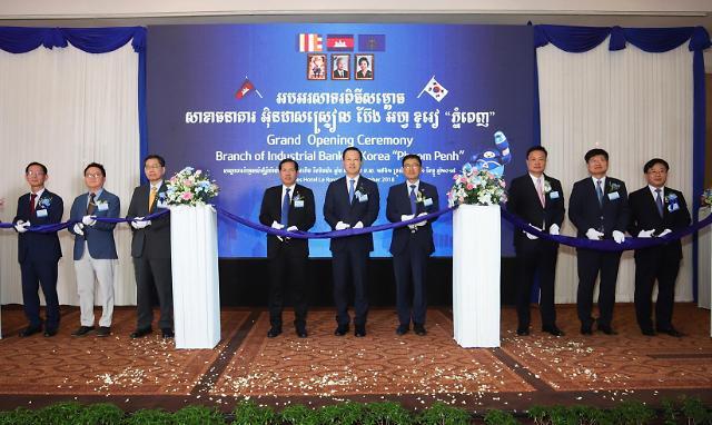 캄보디아 기업 성장 돕겠다