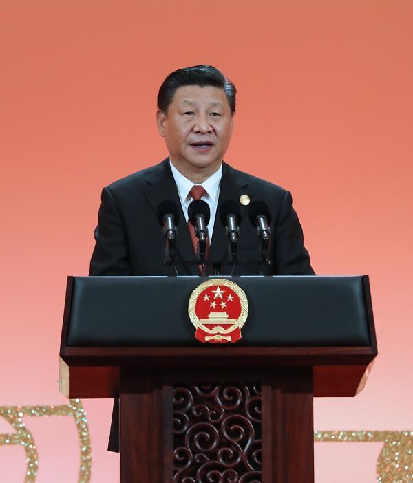 [눈]중국이 꿈꾸는 강대국의 모습
