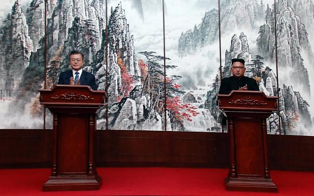 青瓦台:金正恩年内访韩难度较大