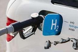 .现代汽车计划2030年年产氢动力汽车50万辆.
