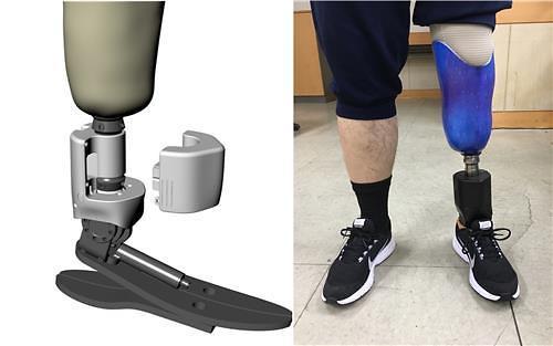 S. Korean research institute commercializes viable smart prosthetic leg