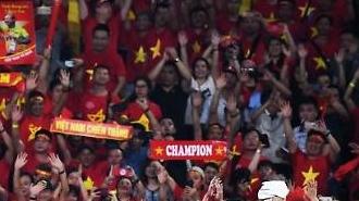 Tỷ lệ người xem trực tiếp trận đấu Việt Nam - Malaysia trên đài SBS đạt tỷ lệ kỷ lục