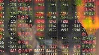 [중국증시 마감] 실물경제 지표 악화에 상하이종합 1.53%↓