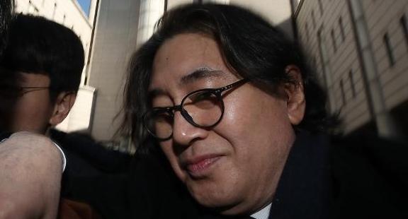 '황제보석 논란' 이호진 회장 보석취소…남부구치소 수감