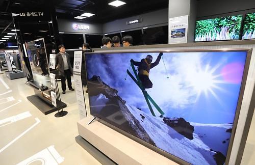 韩国大型超市今年家电销售大增