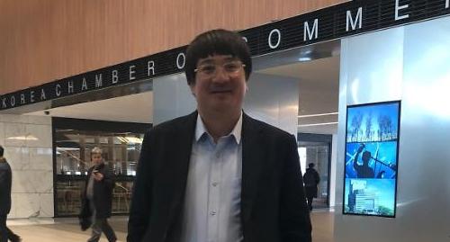 """[단독]팜딘도안 회장 """"베트남에 수출할 韓기업 찾는다"""