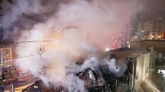 [포토] 日 식당서 폭발 '40여명 부상'