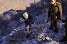 .韩军:朝方边防哨所被彻底拆除.