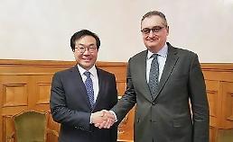 .朝核六方会谈韩俄团长明在首尔会晤.