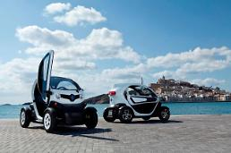 Renault to produce Twizy ultra-compact electric vehicle in S. Korea