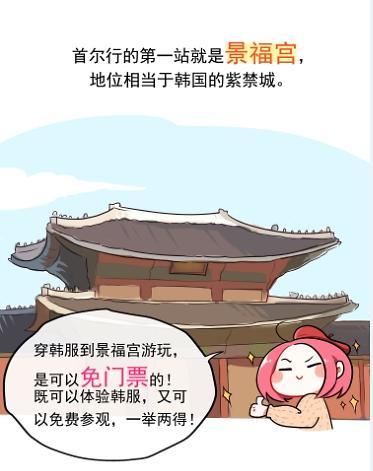 [首尔正在创作中] 漫画家 夏Dora的趣事1.景福宫篇