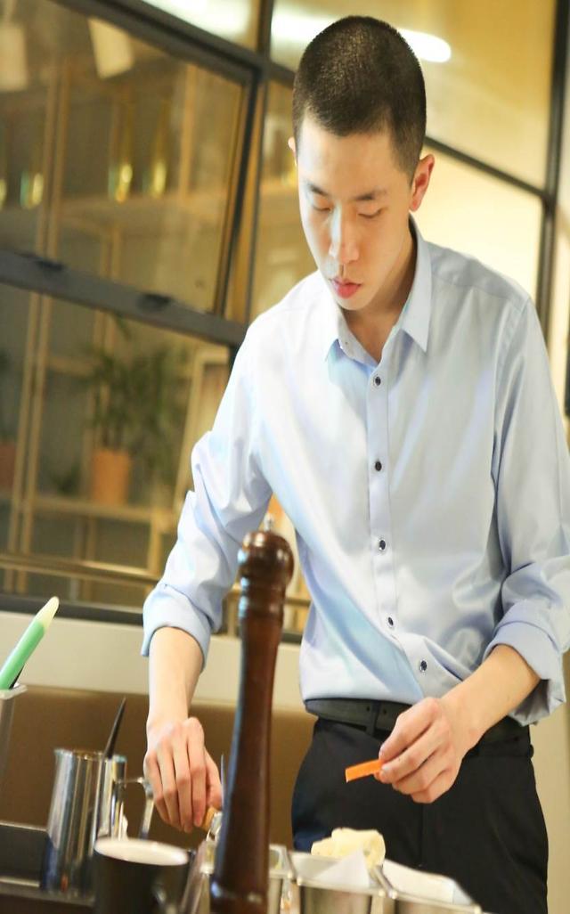 [首尔正在创作中] 厨师 刘宇圻的创作菜单