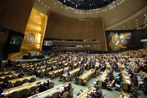 联合国连续14年通过朝鲜人权决议案