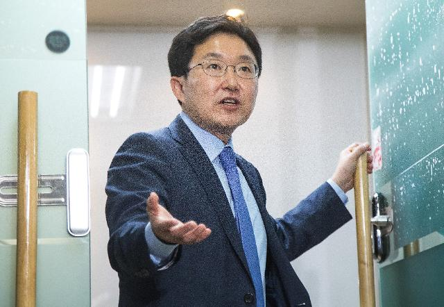 [WHO]셀프-최연소 쇄신' 김용태 자유한국당 사무총장