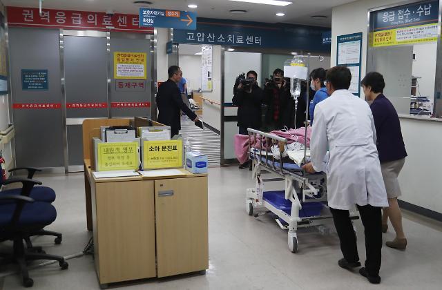 韩10名高中生一氧化碳中毒 三人死亡七人昏迷