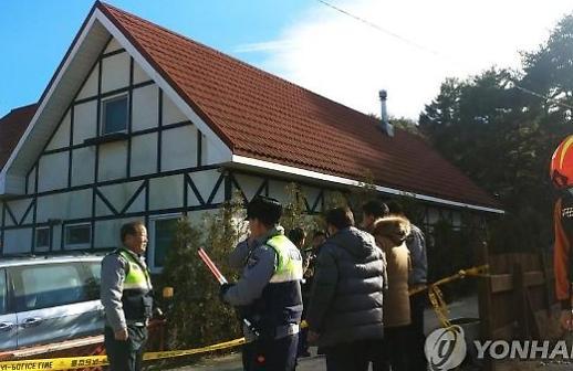 4 học sinh chết và 6 em khác ngất khi du lịch tại Gangneung Gangwon Hàn Quốc