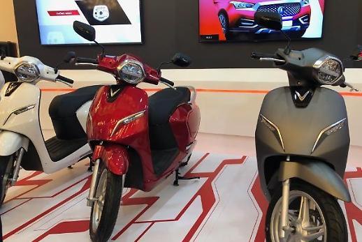 Tập đoàn MBI Hàn Quốc hợp tác với DKBike triển khai dự án phát triển xe máy điện tại Việt Nam